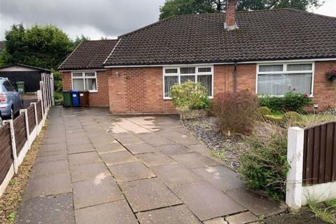 3 bedroom semi-detached bungalow to rent - Rossendale Road, Heald Green