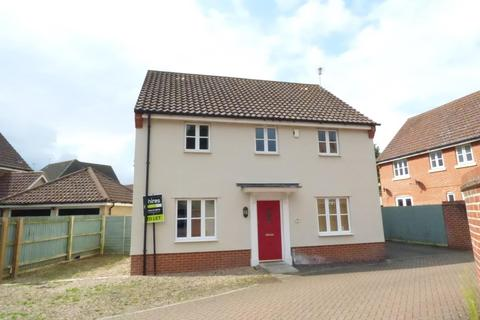 4 bedroom detached house for sale - Victor Charles Close, Weeting