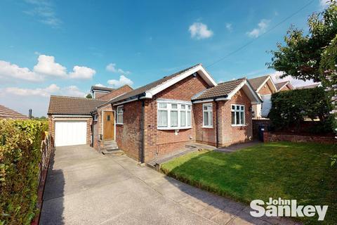 3 bedroom detached bungalow for sale - Wordsworth Avenue, Sutton-In-Ashfield