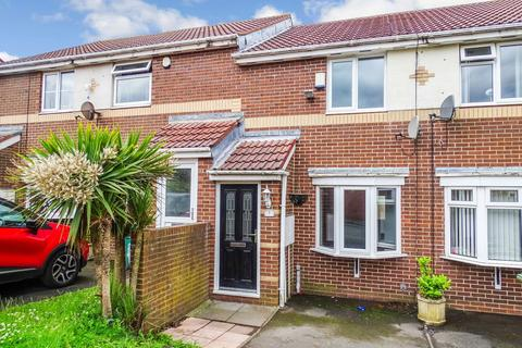 2 bedroom terraced house for sale - Kirkstone Close, Houghton Le Spring, Tyne and Wear, DH5 8DW