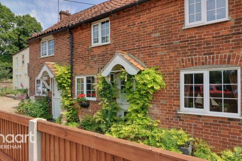 3 bedroom cottage for sale - Blacksmiths Yard, Guist NR20 5NS
