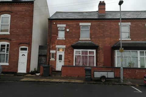 3 bedroom end of terrace house to rent - Wilmore Road , Handsworth, Birmingham  B20