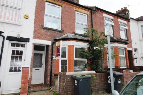 4 bedroom terraced house to rent - Lyndhurst Road, Dallow Area, Luton, LU1