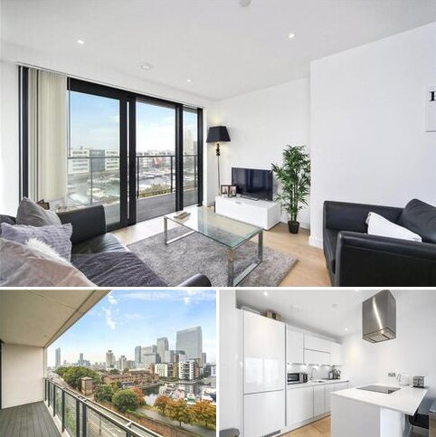 1 bedroom apartment for sale - Horizons Tower, Yabsley Street London E14