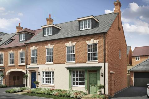 3 bedroom semi-detached house for sale - Plot 405, The Thornton W at Davidsons at Wellington Place, Davidsons at Wellington Place, Leicester Road LE16