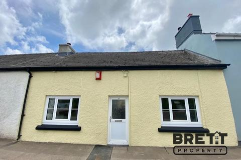 2 bedroom terraced bungalow for sale - Main Road, Waterston, Milford Haven, Pembrokeshire. SA73 1DU