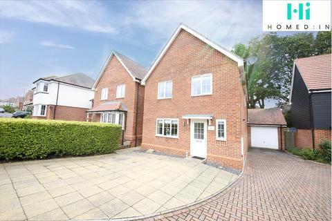4 bedroom detached house for sale - Roman Lane, Southwater
