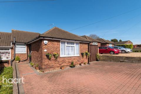 3 bedroom semi-detached bungalow for sale - Hillary Crescent, Luton