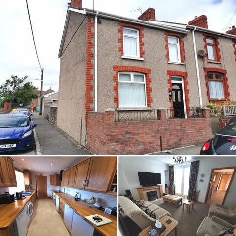 3 bedroom end of terrace house for sale - PWLL Y GATH STREET, KENFIG HILL, BRIDGEND CF33