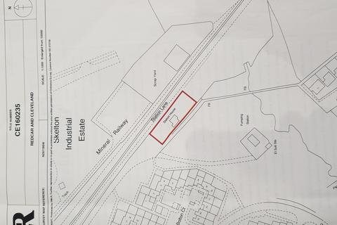 Land for sale - Former Station House, Station Lane, Skelton, TS12