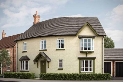 4 bedroom detached house for sale - Plot 74, The Rushcliffe at Davidsons at Lubenham View, Davidsons at Lubenham View, Harvest Road, Off Lubenham Hill LE16