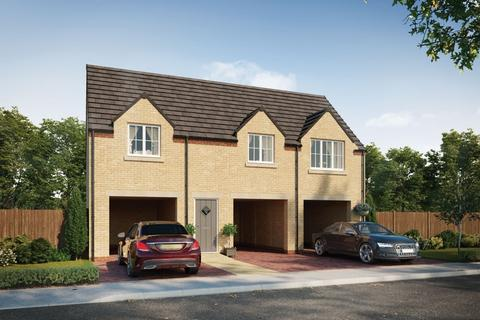 2 bedroom semi-detached house for sale - Plot 24, The Senetti V2 at Royal Retreat, Vendee Drive, Kingsmere, Bicester OX26