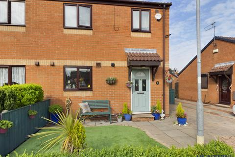 3 bedroom semi-detached house for sale - Lambert Close, Market Weighton, York, East Riding of Yorkshire
