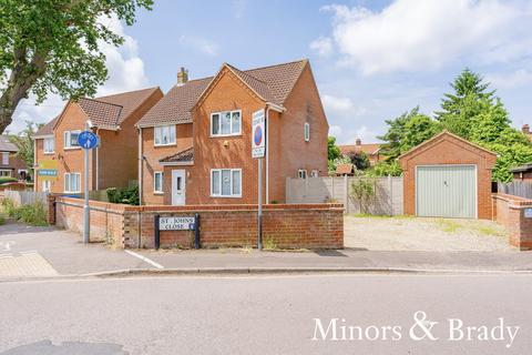 4 bedroom detached house for sale - Hall Road, Norwich