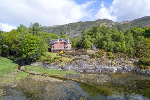 5 bedroom detached house for sale - Dunbeg House & Bishop's Bay Cottage, North Ballachulish, Onich, Fort William