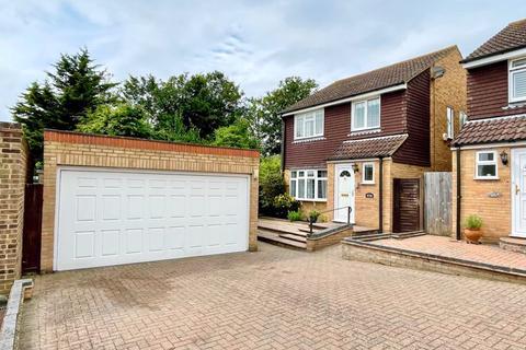 4 bedroom detached house for sale - Iverhurst Close, Bexleyheath