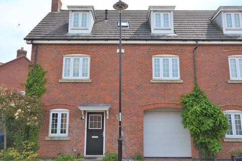 4 bedroom semi-detached house to rent - Buttercup Walk, Desborough