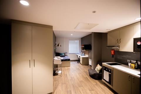 Studio to rent - Nest Tyne Bridge Apartments