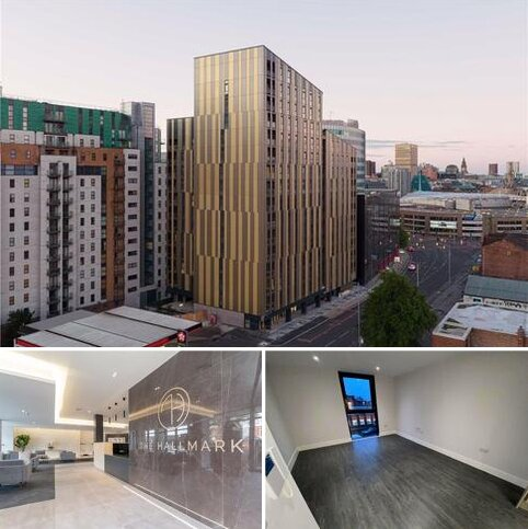 1 bedroom flat for sale - The Hallmark, 6 Cheetham Hill Road, Green Quarter