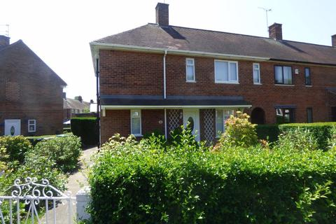 3 bedroom terraced house to rent - Hillbeck Crescent, Wollaton, Nottingham, NG8 2EX