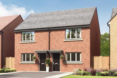 2 bedroom house for sale - Plot 105, The Halstead at High View, Blaydon, Off Elm Road, Blaydon-on-Tyne NE21