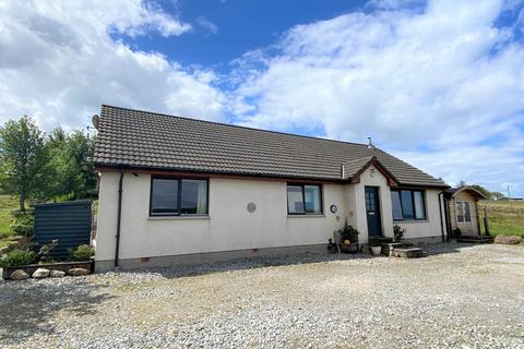 4 bedroom detached bungalow for sale - Croft 31, Badlaurach, DUNDONNELL, IV23 2RA