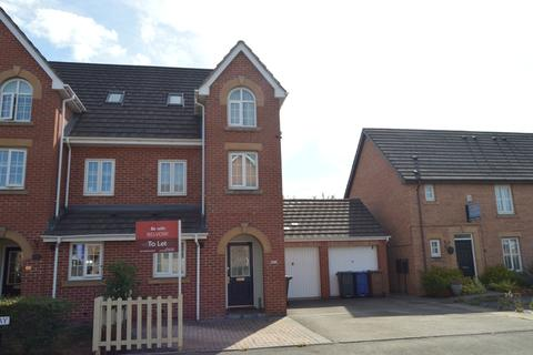 3 bedroom townhouse to rent - Steeple Way, Stoke-on-Trent, ST4