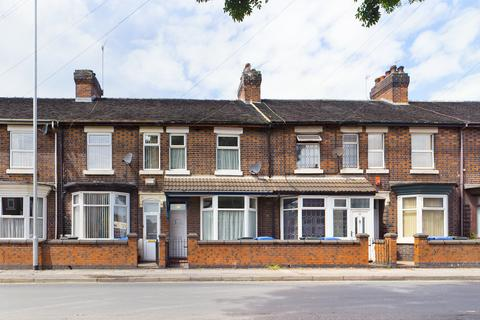 3 bedroom terraced house to rent - Campbell Road, Stoke-on-Trent, Staffordshire