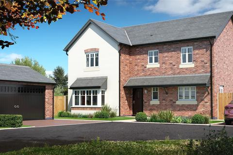 4 bedroom detached house for sale - Plot 5 Hunters Chase, Bryn Perthi, Arddleen, Powys, SY22