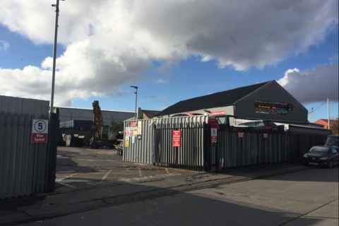 Heavy industrial to rent - Mitre Place, South Shields, Tyne and Wear, NE33 5TB