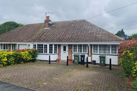 3 bedroom bungalow to rent - Charles Way, Oadby, LE2