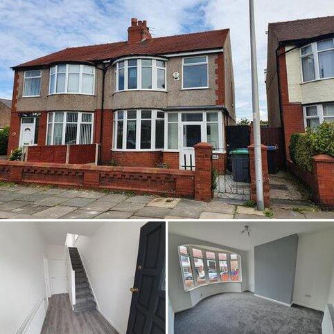 3 bedroom semi-detached house to rent - Lyndhurst Avenue, BLACKPOOL FY4