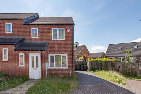 3 bedroom semi-detached house for sale - Gayle Court, Consett, DH8 7EJ