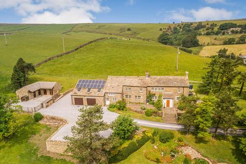 5 bedroom farm house for sale - Marl Hill Farm, Lothersdale,