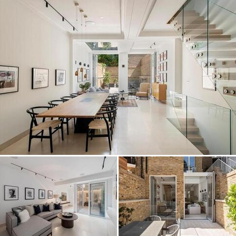 7 bedroom terraced house for sale - Chepstow Crescent, London, W11