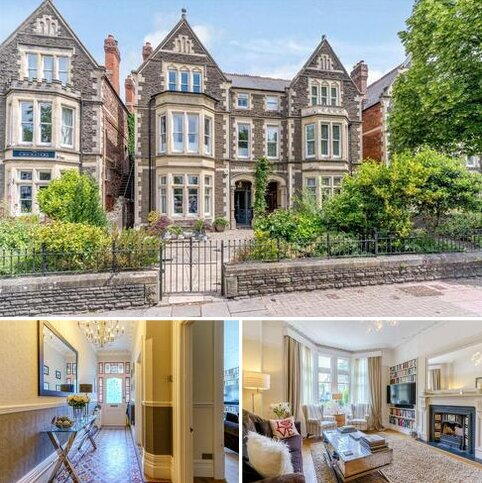 5 bedroom semi-detached house for sale - Cathedral Road, Cardiff, CF11