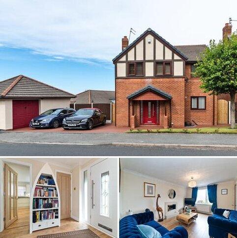4 bedroom detached house for sale - Ffordd Tan'r Allt, Abergele