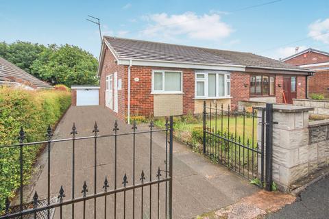 2 bedroom semi-detached bungalow for sale - Dee Close, Talke, Stoke-on-Trent