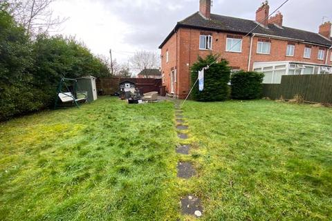 3 bedroom end of terrace house for sale - Woodfield Grove, Corby