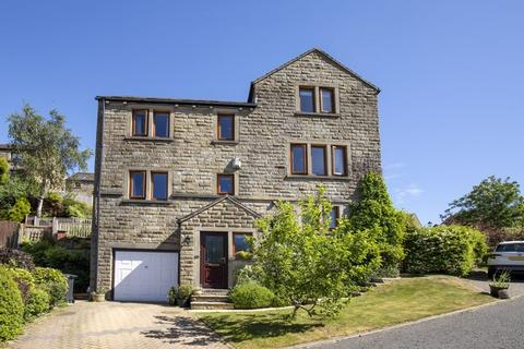 5 bedroom detached house for sale - 48 Stones Drive, Ripponden, HX6 4NY