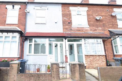 3 bedroom terraced house for sale - Cornwall Road, Handsworth Wood, Birmingham
