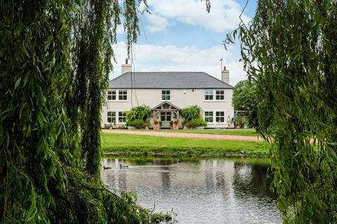 4 bedroom equestrian property for sale - Waterloo Farmhouse, Wilsford, Grantham, Lincolnshire, NG32