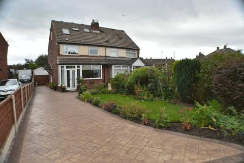 4 bedroom semi-detached house for sale - Bradwen Close, Haughton Green, Denton, Manchester, M34