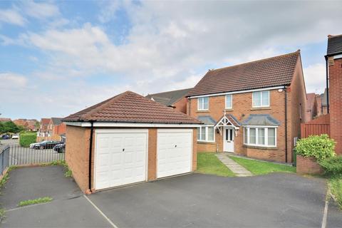 4 bedroom detached house for sale - Highclere Drive, Tunstall Grange, Sunderland