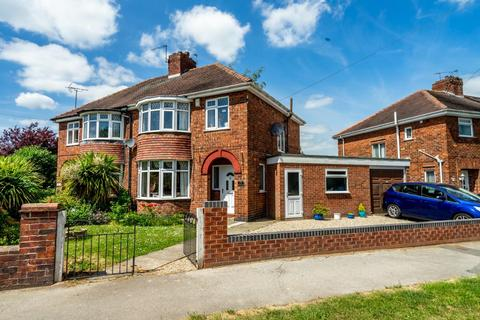 3 bedroom semi-detached house for sale - Manor Drive North, York