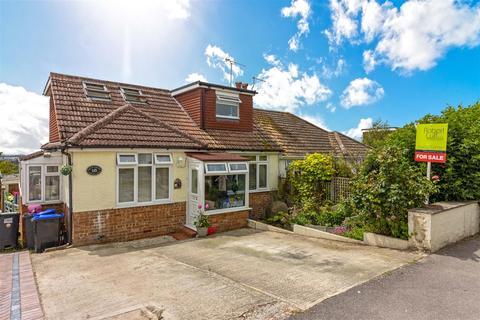 4 bedroom semi-detached bungalow for sale - Howard Road, Sompting, Lancing