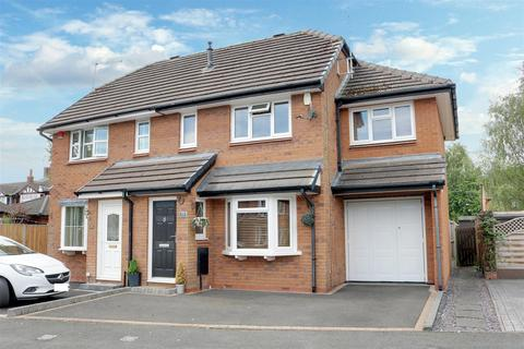 3 bedroom semi-detached house for sale - Padston Drive, Alsager