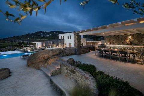 10 bedroom villa - Mykonos, Greece
