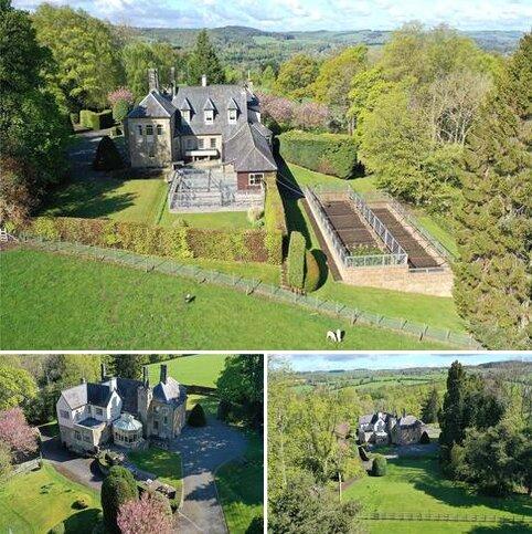 6 bedroom detached house for sale - Target House, St John Lee, Hexham, Northumberland, NE46