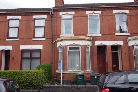 3 bedroom terraced house for sale - Broomfield Road, Earlsdon, Coventry, West Midlands, CV5